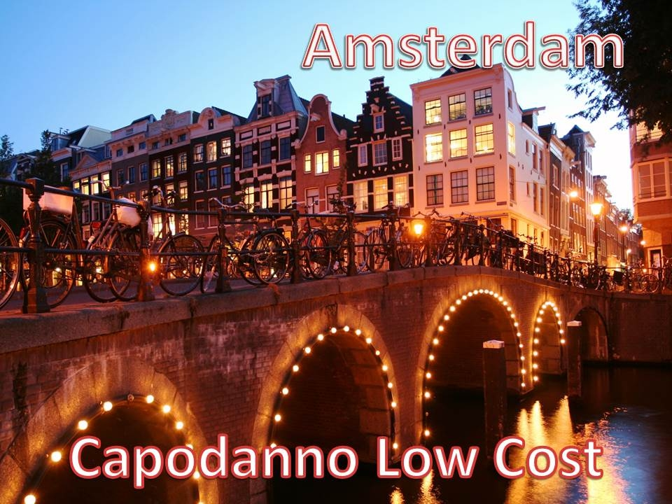 Capodanno 2015 amsterdam low cost viaggio in pullman for Camere amsterdam low cost